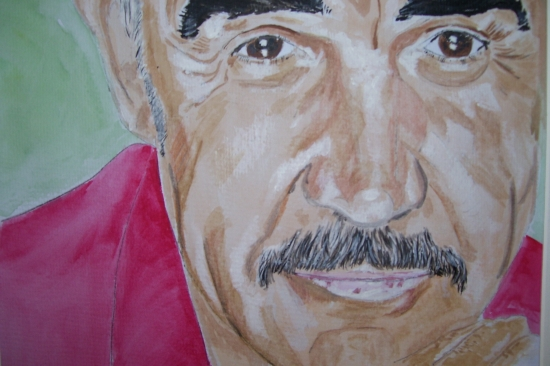 Sean Connery by dabeechey